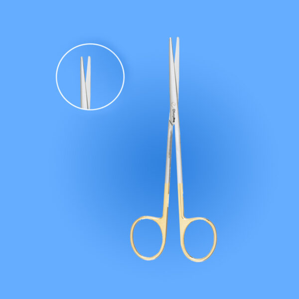 Surgical Metzenbaum Scissors Tungsten Carbide SPTCS 013 1 1