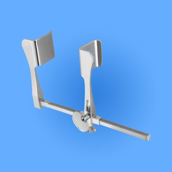 Photo - Image of Surgical Tuffier Retractor, SPRO-179, provided courtesy of Surgipro.com.