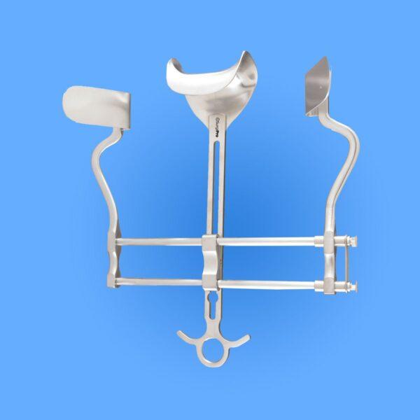 Surgical Balfour Abdominal Retractor SPRO 069